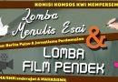 Yuk Ikutan Lomba Pekan Komsos 2018