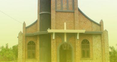 """Stasi St. Paulus Hariantimur: """"Rahmat Tuhan Yang Membangun Gereja dan Umat"""""""