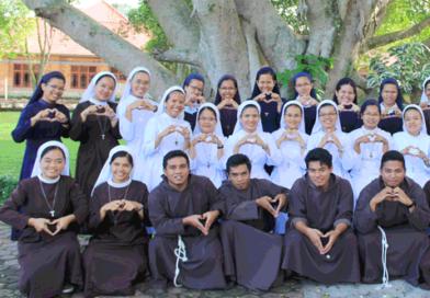 Kursus Persiapan Kaul Kekal Biarawan/Biarawati