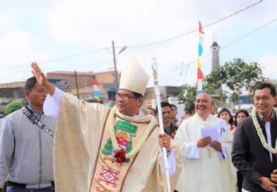 Pesta Bolon, Syukuran Mgr. Kornelius Sipayung Dihadiri Ribuan Umat