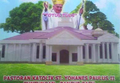Paroki St. Yohanes Paulus II – Tuntungan: Nyatalah bagi Allah Tiada yang Mustahil!