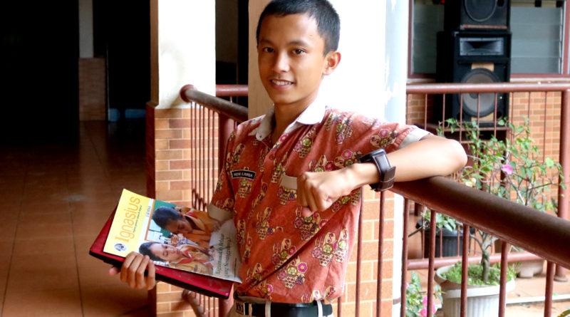 Michael Syahputra Purba: Gemar Belajar Komputer, Jadi Gampang Belajar Jurnalistik