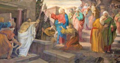 ORANG YANG MENINGGAL MENDENGAR? (Kisah Lazarus )