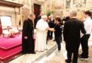 Mahasiswa Katolik Hongkong Serahkan Petisi RUU Eksradisi Kepada Paus Fransiskus