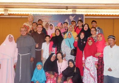 Perayaan 800 Tahun Pertemuan St. Fransiskus Assisi dan Sultan Malik Al Kamil