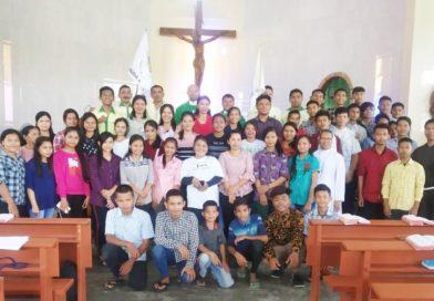 "Pelantikan Pemuda Katolik Aceh Singkil dan Kota Sabussalam ""Menjadi Garam dan Terang"""