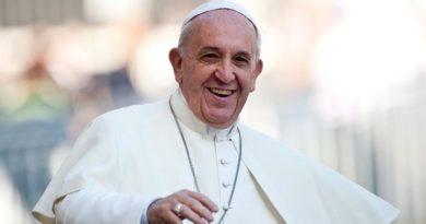 Paus Fransiskus Berharap Indonesia Jaga Kerukunan Umat Beragama