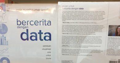Resensi Buku | Bercerita Dengan Data