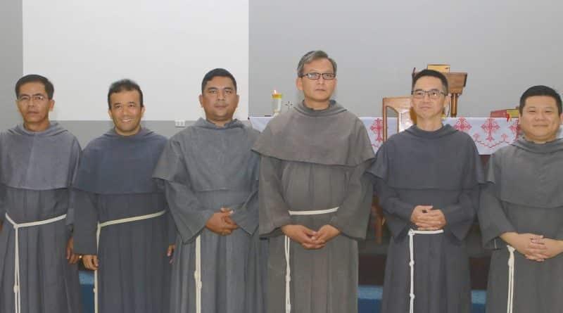 Selamat! Pastor Tri Chandra Fajariyanto, OFMConv. Terpilih Menjadi Minister Provinsial OFMConv. Maria Tak Bernoda Indonesia
