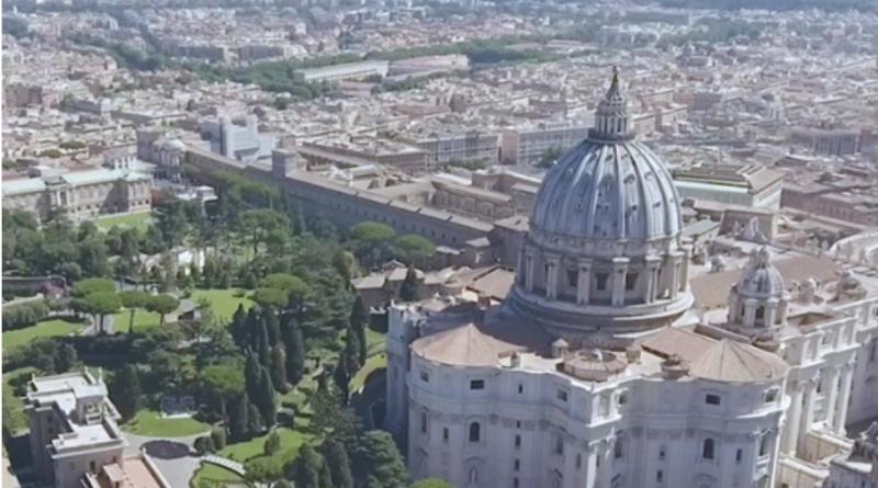 Paus Fransiskus Tunjuk Wanita Pertama Dalam Posisi Managerial Sekretariat Negara Vatikan